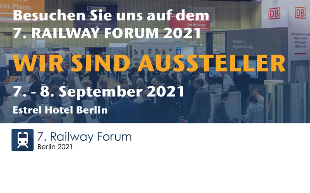 7. Railway Forum 2021